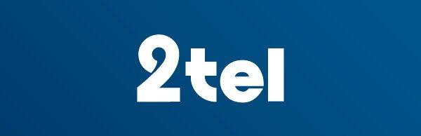 2tel Logo